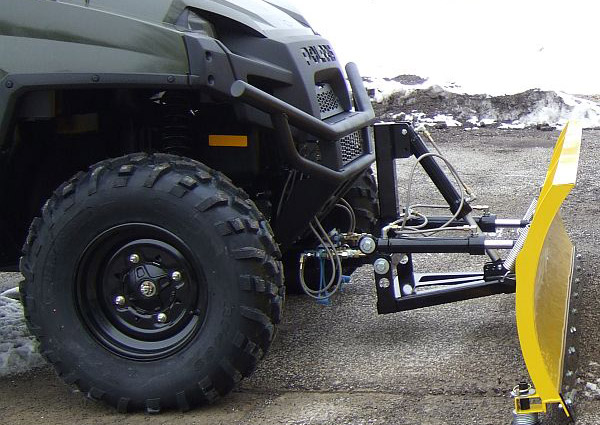 Polaris Ranger Full Hydraulic Plow