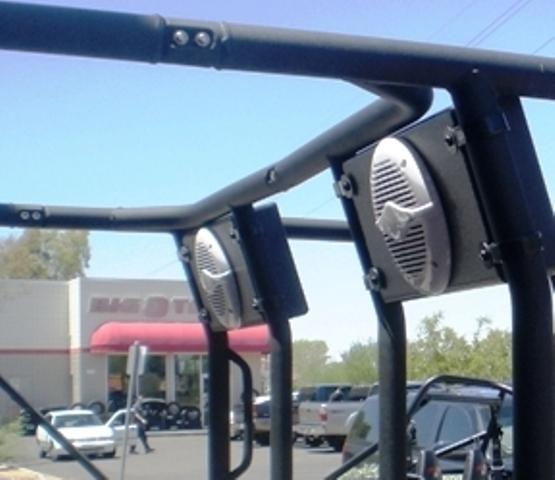 2009 Ranger Marine Audio System w/ Speakers by Duner Tunes