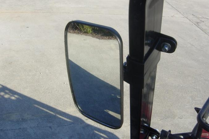 Arctic Cat Prowler Side Mirror by Seizmik