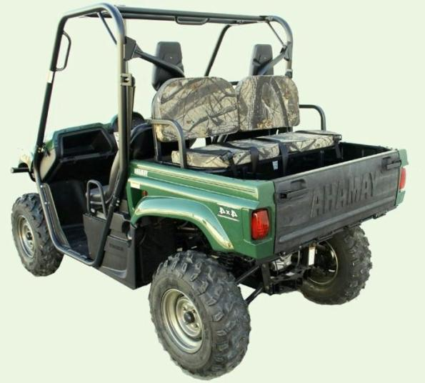 Utv Rear Seat Utv Rear Rumble Seat