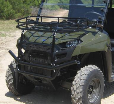 2011 And Up Polaris Ranger 500 Utility Hood Rack