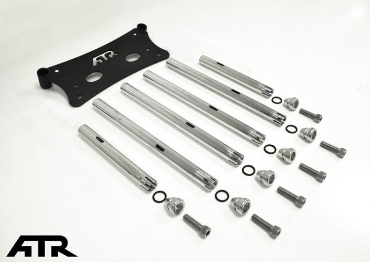 2009 RZR Racer Package - Complete Chassis Strengthener System