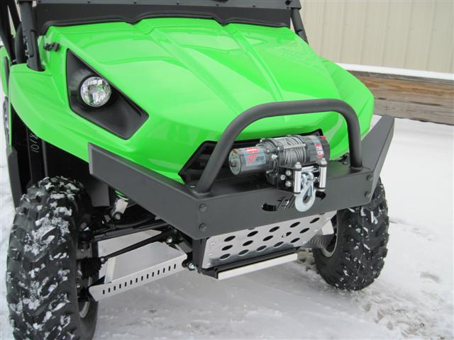 2008-2010 Teryx HD Front Bumper with Winch Mount