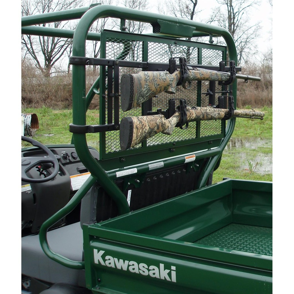Great Day Inc Power-Ride Gun Carrier Rack UVPR900 UTV Universal Rifle