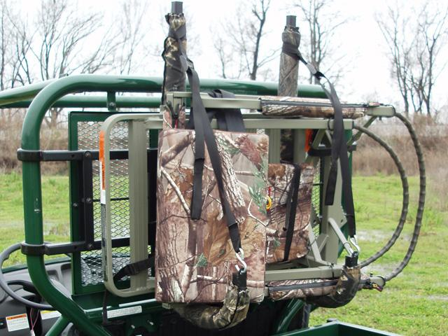 Great Day Power Ride Tree Stand Carrier Arctic Cat Prowler UVPR902-AC