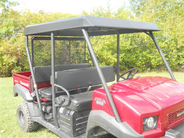 Kawasaki Mule 3010 / 4010 4 Seater Roof Top