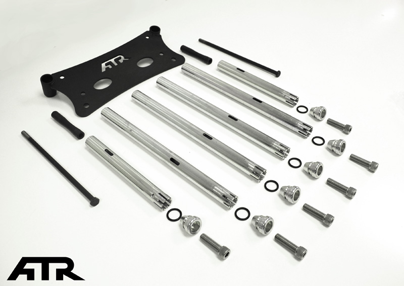 2008 RZR Racer Package - Complete Chassis Strengthener System