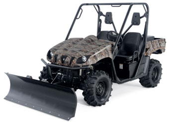 Polaris Ranger Plow Kit by Warn