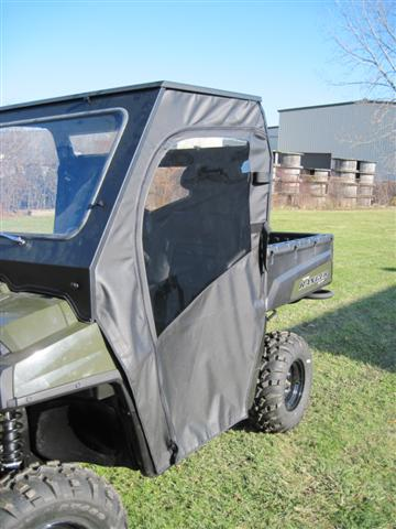 2010 Ranger Soft Doors for Cab Enclosure