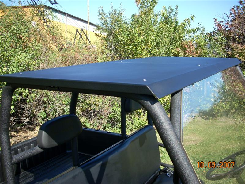 2005-2008 Polaris Ranger Top