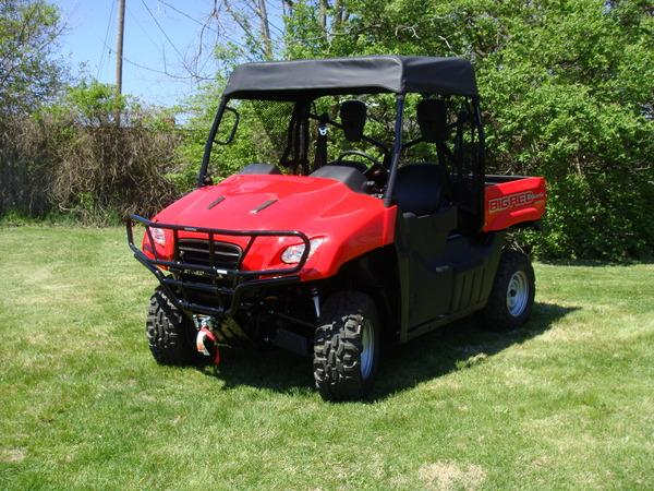 Honda Big Red MUV Soft Roof / Top Cap Canopy / Sun Shield